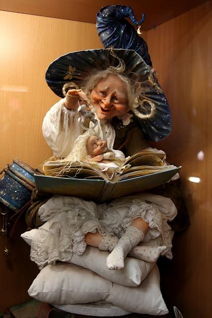 Прейли, Кукольное королевство, авторская кукла