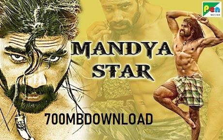 Mandya Star 2019 Hindi Dubbed 800MB HDRip 720p