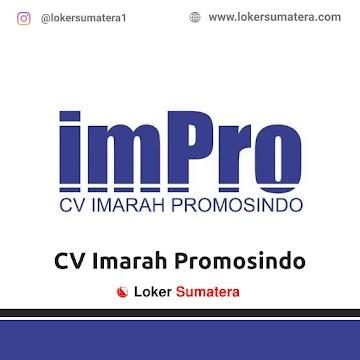 Lowongan Kerja Palembang: CV Imarah Promosindo Oktober 2020