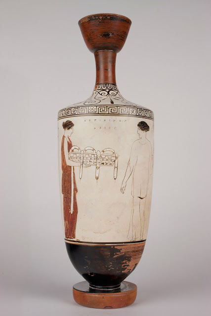 'Master Vases from Ancient Greece' at the Worcester Art Museum, Mass. New England
