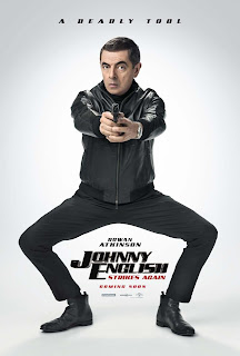 Johnny English Strikes Again - Poster & Trailer