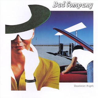 Bad Company - Rock 'N' Roll Fantasy (1979) WLCY RADIO HITS
