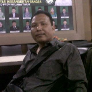 Alyadi,S.I.P Anggota Komisi D DPRD Jatim