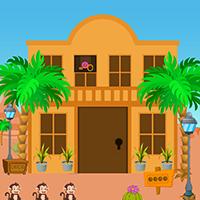 AVMGames Escape Sand Hous…