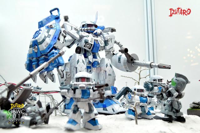 Izutaro / Pla-Robo Favorites GBWC 2018 Malaysia
