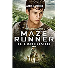 fantascienza; james dashner