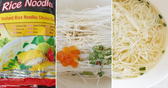 Vifon viet instant rice noodles chicken flavor