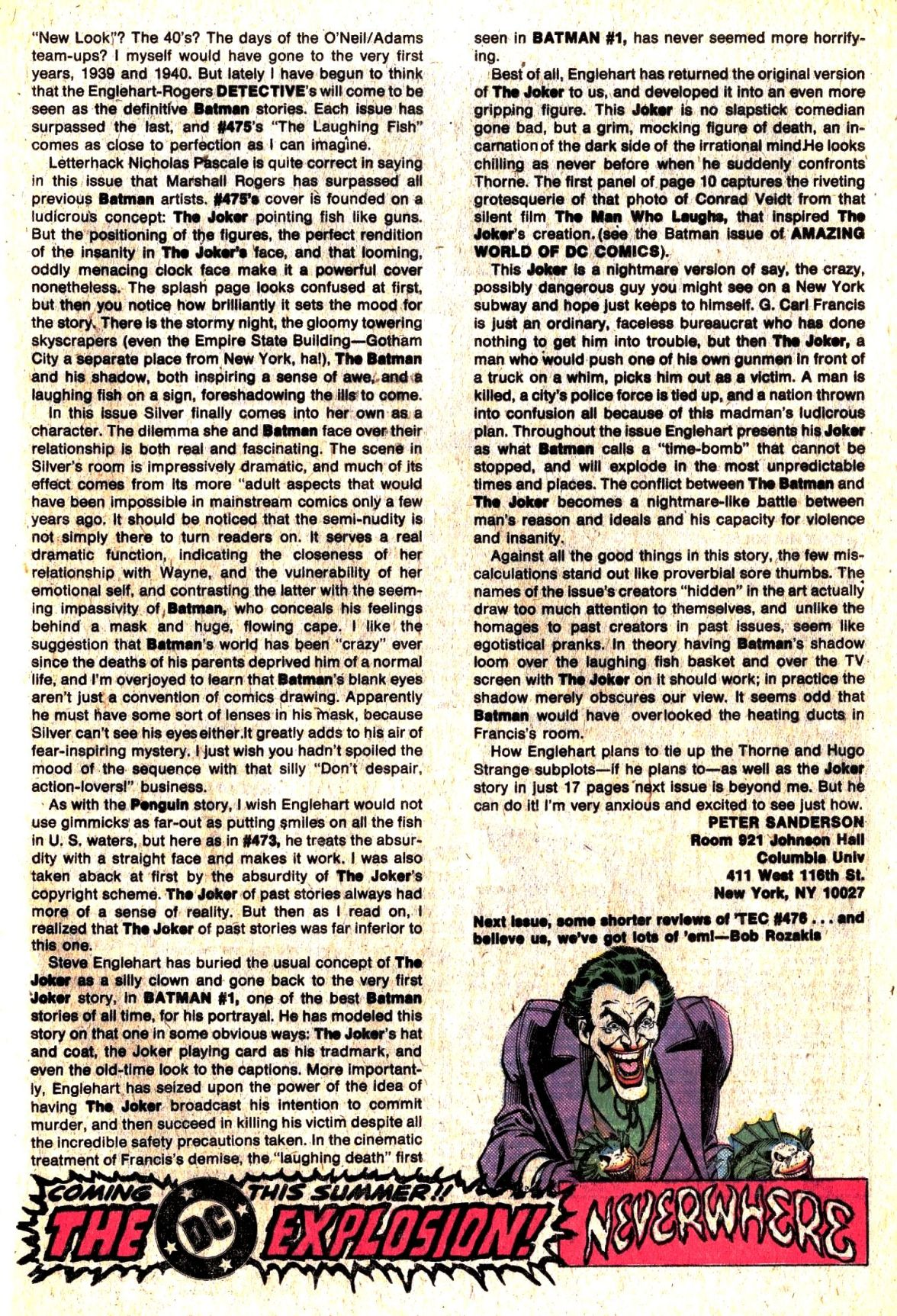 Detective Comics (1937) 478 Page 32