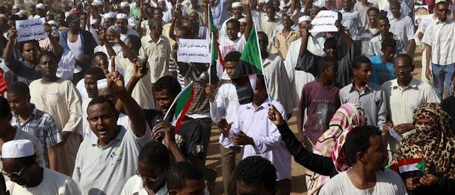 احتجاجات-السودان