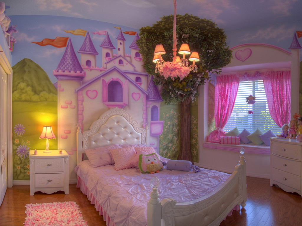 7 Inspiring Kid Room Color Options For Your Little Ones: 50 Best Princess Theme Bedroom Design For Girls