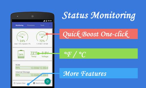 Android Assistant – Deixe seu Android mais rápido e limpo