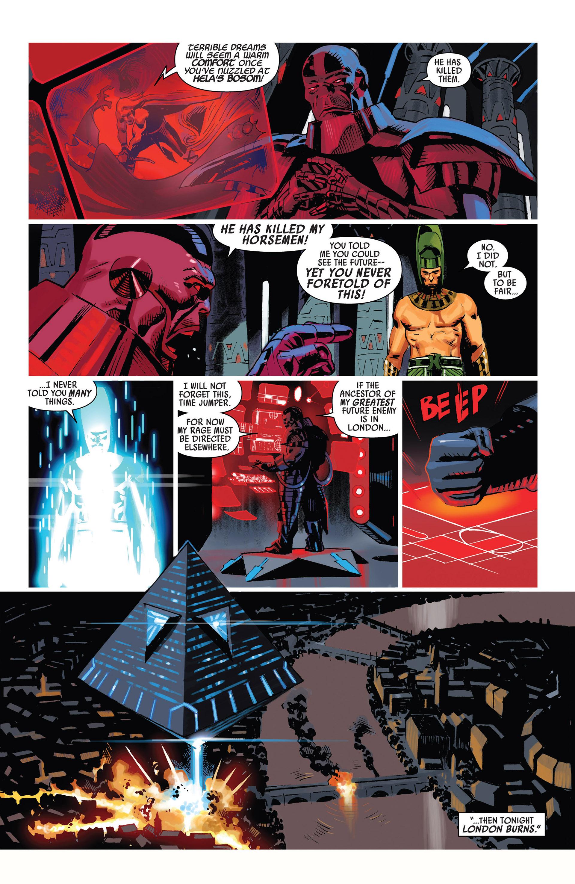 Read online Uncanny Avengers (2012) comic -  Issue #6 - 16
