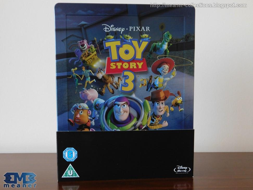 Toy Story 3 - #5 Zavvi Pixar Collection [Blu-ray - Steelbook