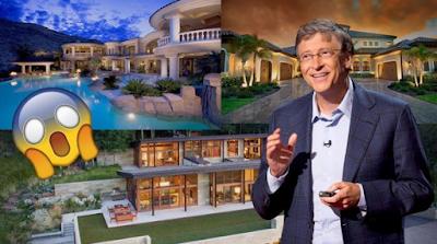 Ketahui Rumah 8 Orang Terkaya di Dunia