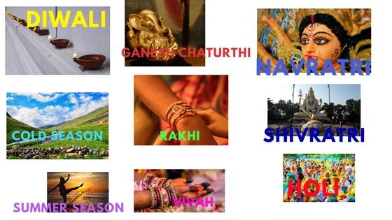 Seasonal And Festival Trend Topic