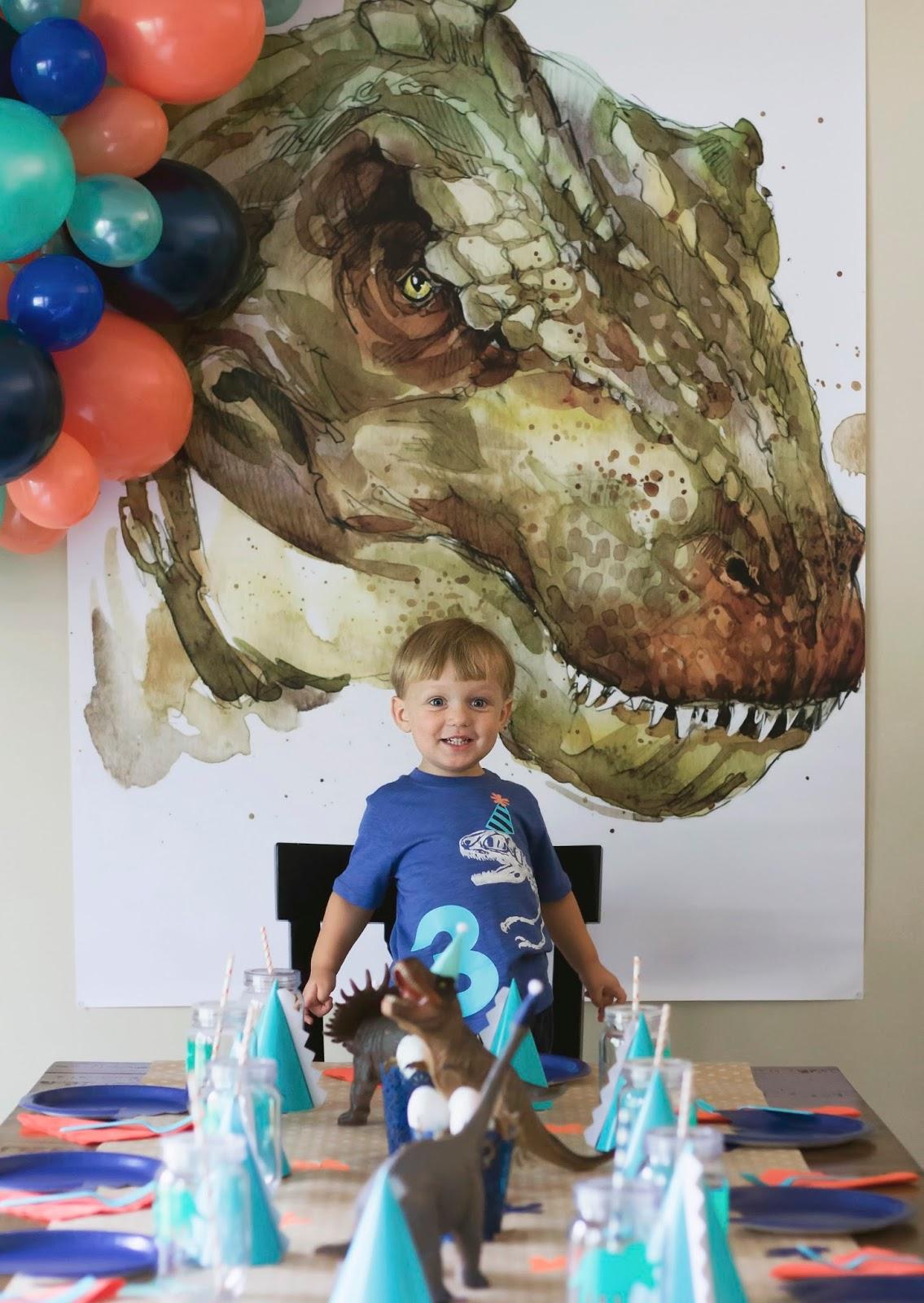 Jacob Is A Three Rex