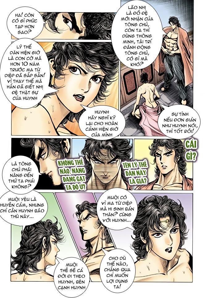 Đại Đường Uy Long chapter 70 trang 10