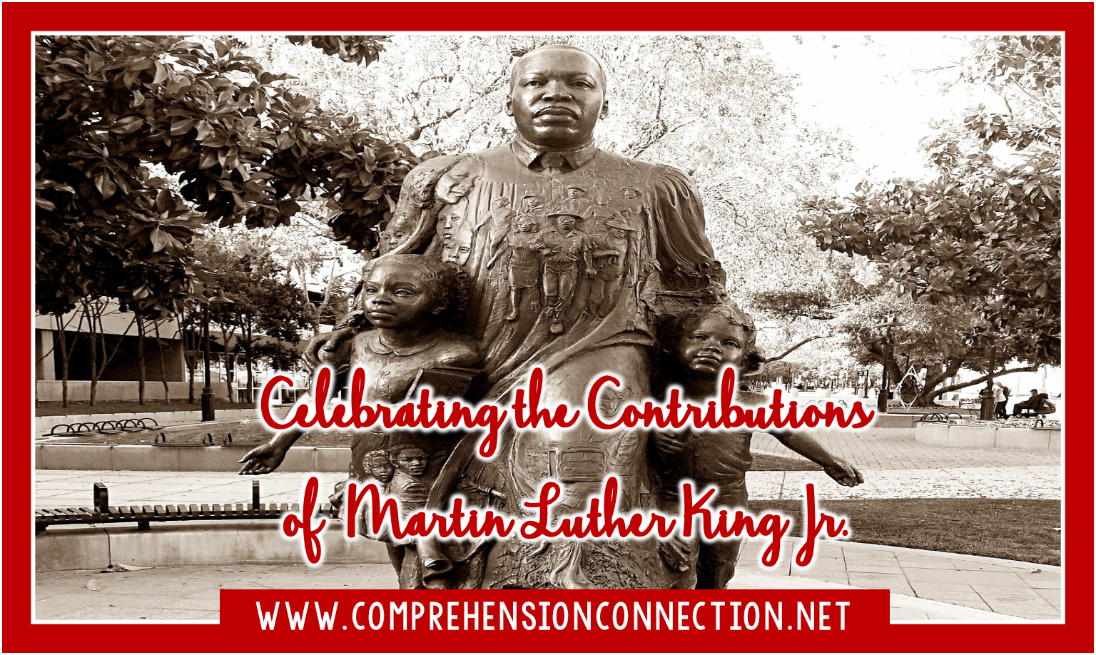 This post celebrates the life of Martin Luther King Jr. with activities that can be used year round. Freebies included
