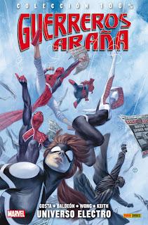 http://www.nuevavalquirias.com/guerreros-arana-100-marvel-comic-comprar.html