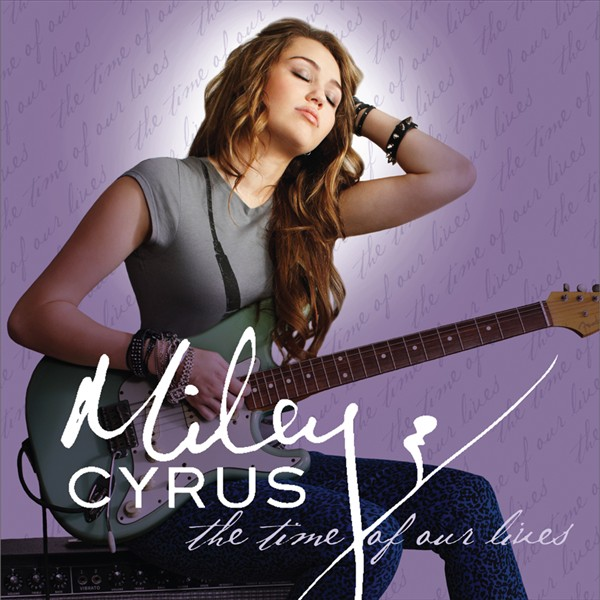 Miley Cyrus - Party In the U.S.A. - Single Cover