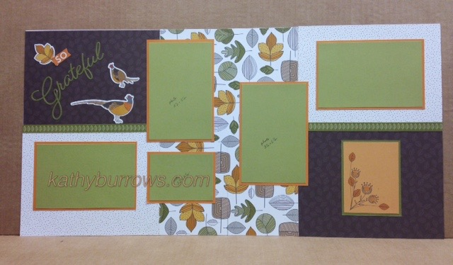 Snips Snaps And Scraps Multi Page Scrapbooking Workshop To