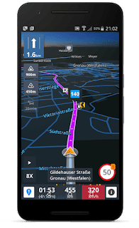 Sygic GPS Navigation & Maps v17.6.2 Patched APK is Here !