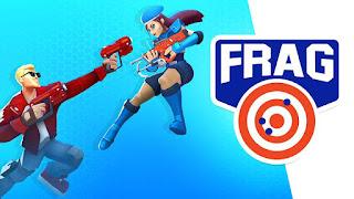 Download FRAG Pro Shooter MOD APK Unlimited Money Coins Gems 1.3.3