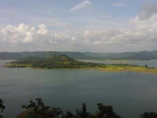 Dudhni panoramic view
