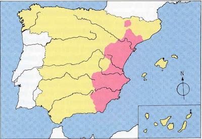 mapa-distribucion-arte-rupestre-levantino