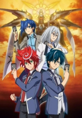 Cardfight!! Vanguard G Z (Dub)