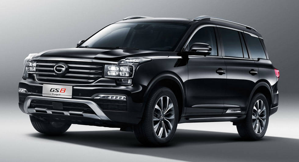 China's GAC Motor Announces It Will Enter The US Market By 2019