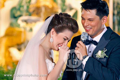 Carmina Villaroel And Zoren Legaspi Wedding Vows