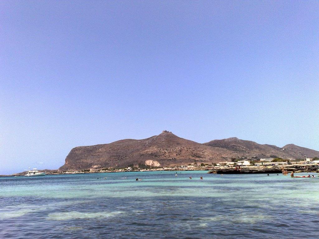 Favignana, Isole Egadi, Isole della Sicilia