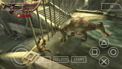 Download God Of War Ghost Of Sparta PPSSPP android