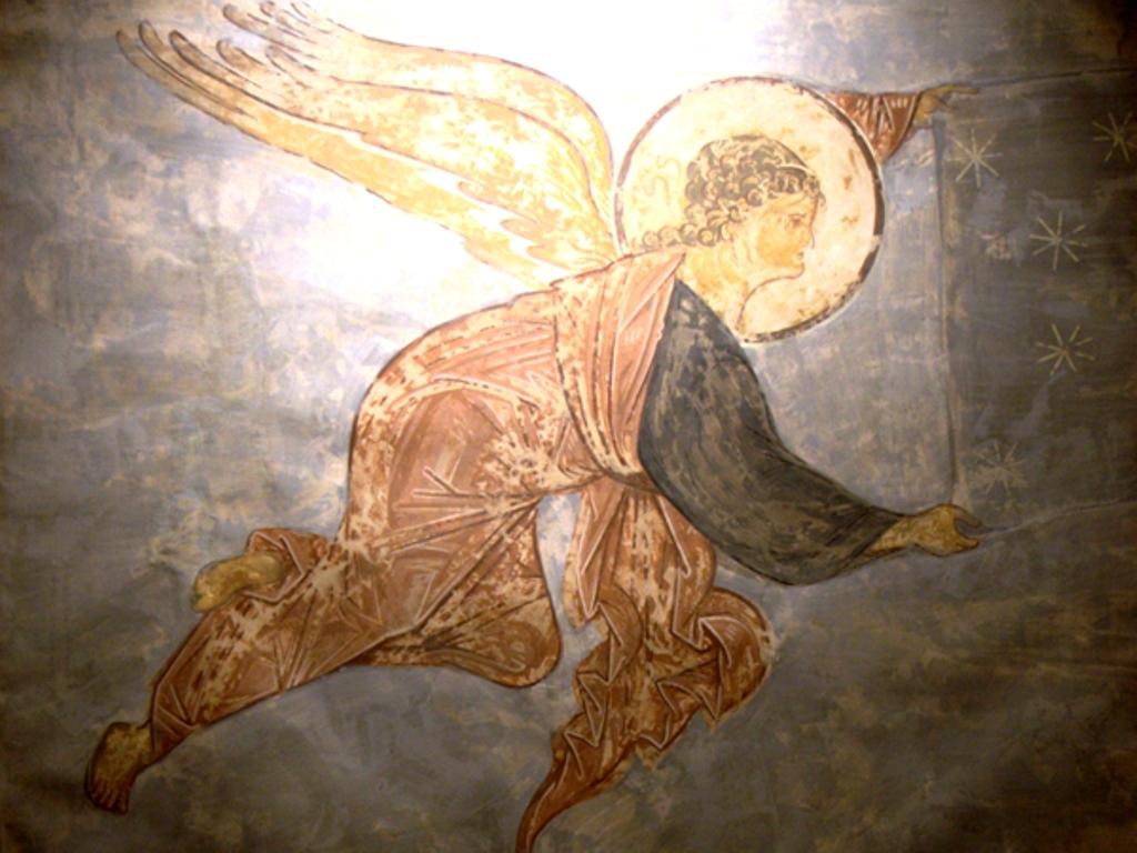 щенка картинки трубящий ангел гласит, что могли