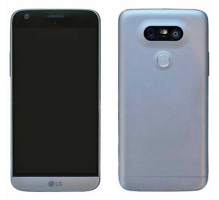 LG G5, 2016 LG G5