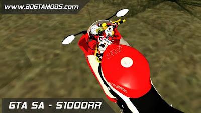 GTA SA - S1000RR 4