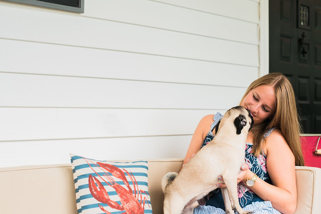 How I Hostess - Pugs & Pearls Blog