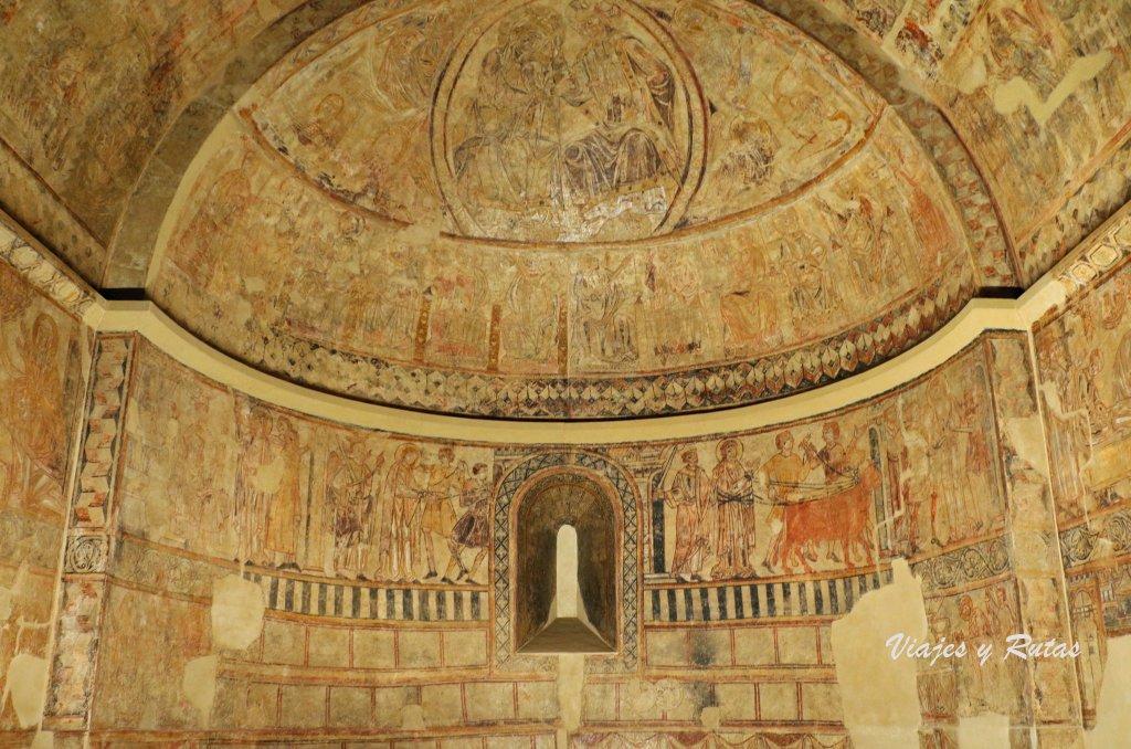 Museo diocesano de Jaca, Nuestra señora del Rosario de Osia