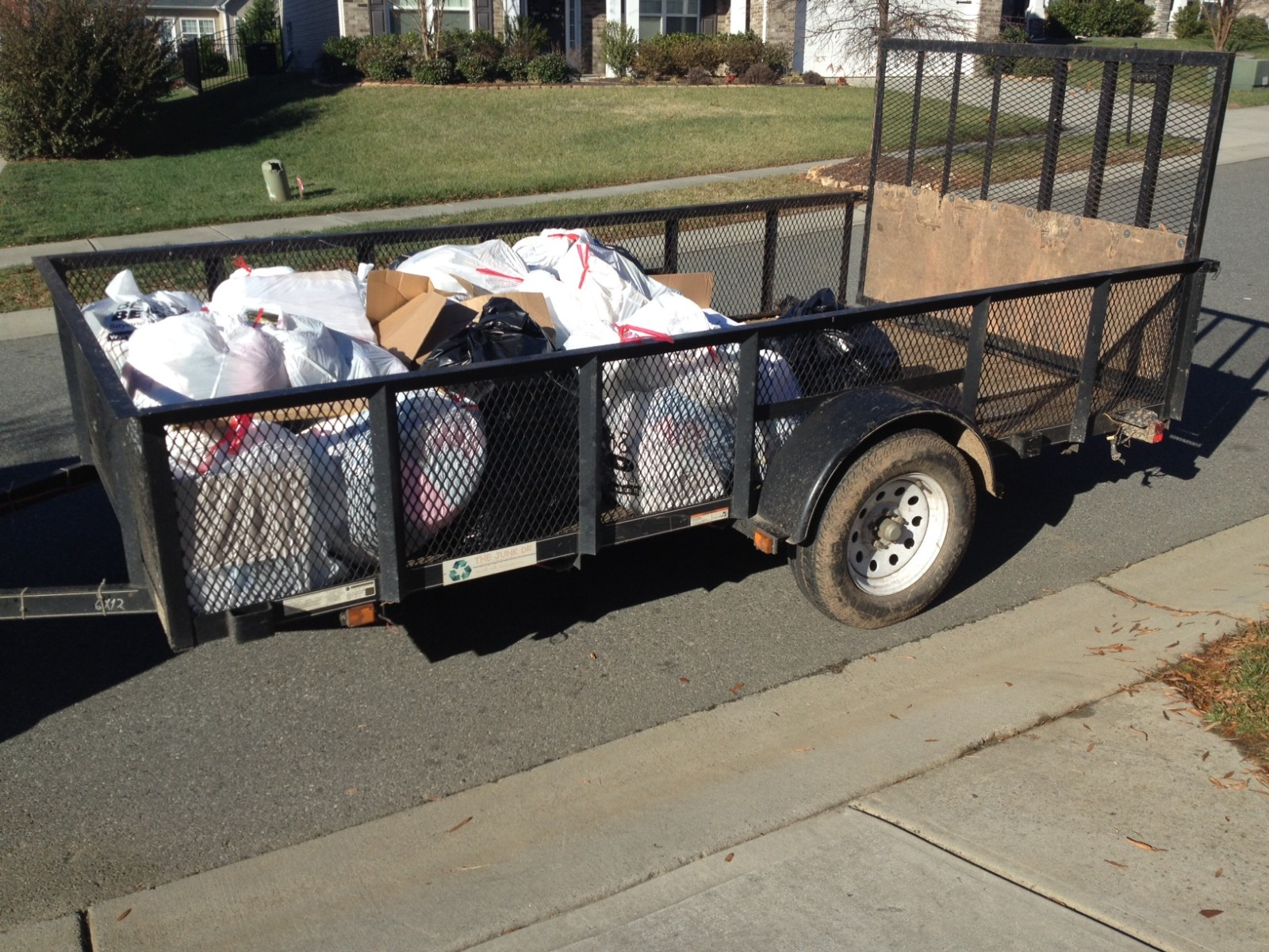 Ncf Dumpster Rental And Junk Removal