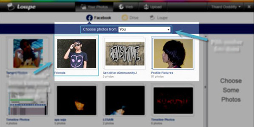 how to make a collage for facebook