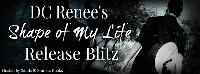 Shape of My Life by DC Renee Release Blitz