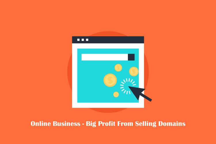 Online Business - Big Profit From Selling Domains