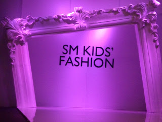 SM Kid's At Philippine Fashion Week