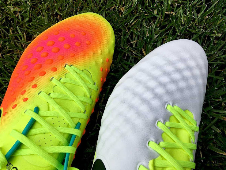 Old vs New: How the Upper of the Nike Magista Opus II ...