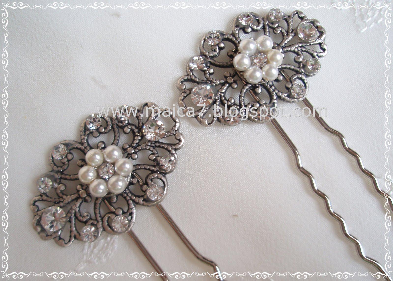 2d65f1ffad56 Bonito conjunto de novia (puedes adquirir las piezas independientemente)  formado por pendientes de novia