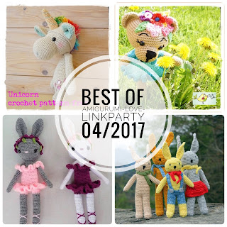 best of Amigurumi-Love-Linkparty 04/2017