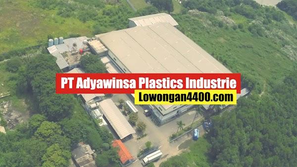 Lowongan Kerja PT Adyawinsa Plastics Industrie Karawang