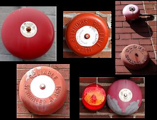 Modern sprinkler alarms