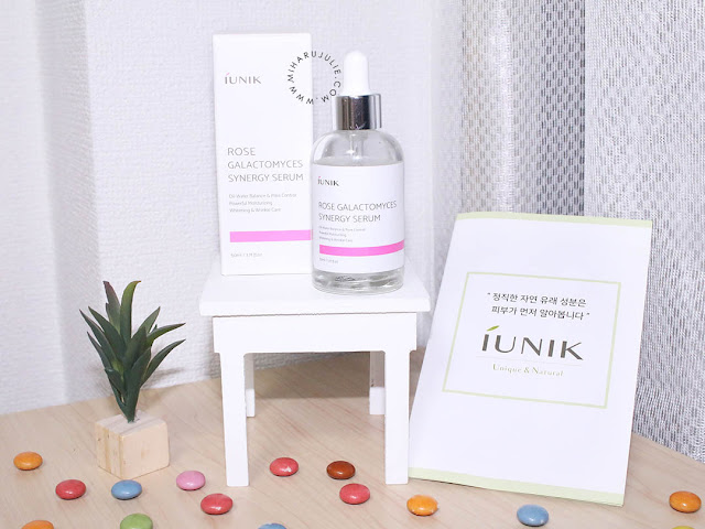 iUnik Rose Galactomyces Synergy Serum Review